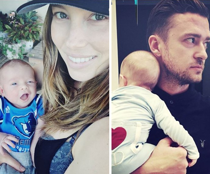 "Silas Randall is the name Justin Timberlake and his wife Jessica Biel chose for their boy. And it was JT's mum who gave away the reasoning behind the name, ""named after my father and my son! Life is beautiful and we couldn't be happier,"" she wrote on social media."