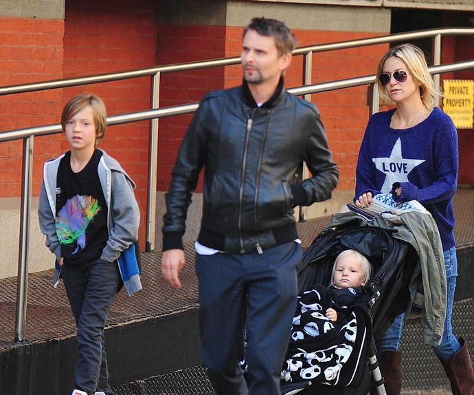 When Kate Hudson and Mat Bellamy named their son Bingham 'Bing' Hawn Bellamy they certainly had family in mind. Bingham is Matt's mum's maiden name and the name of Kurt Russell's dad (who Kate considers to be her grandad). The middle name Hawn is a clear tribute to Kate's mum Goldie.