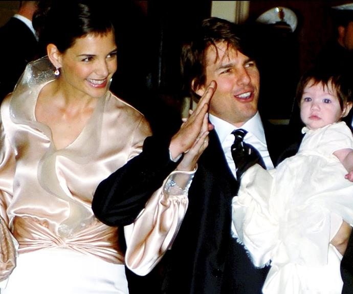 "Who could forget the collective ""huh"" the world made when Katie Holmes and Tom Cruise decided to name their daughter Suri. Later Katie revealed, ""It means 'Princess' in Hebrew or 'Red Rose' in Persian."""