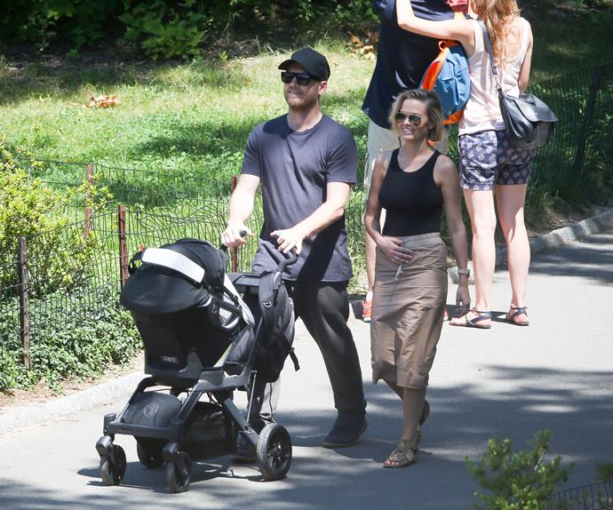 Sam Worthington and Lara Bingle named their son Rocket Zot after a family memeber.