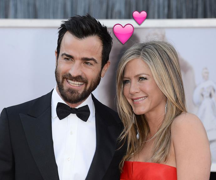 **The sneakiest nuptials of the year** Finally, after heartbreak and whole lot of frogs, Jennifer Aniston married her Prince Charming. [Jen and Justin Theroux's surprise wedding in August at their Bel-Air mansion](http://www.womansday.com.au/celebrity/hollywood-stars/jennifer-aniston-marries-justin-theroux-13322) was the feel good story of the year.