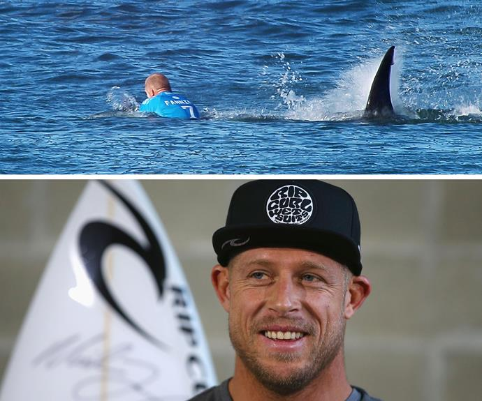 **Mick's miraculous brush with death** [Seeing Mick Fanning narrowly escape what would have been a fatal shark attack in July](http://www.womansday.com.au/real-life/news-stories/mick-fanning-survives-shark-attack-at-j-bay-open-13162) on live TV was a spine-chilling moment. But it was his Aussie larrikin sense of humour and incredible athletic achievements that won us over. More recently though his [family's heartbreak](http://www.womansday.com.au/real-life/news-stories/mick-fannings-brother-has-died-14342) has shown just how impressive and resilient of man he is.