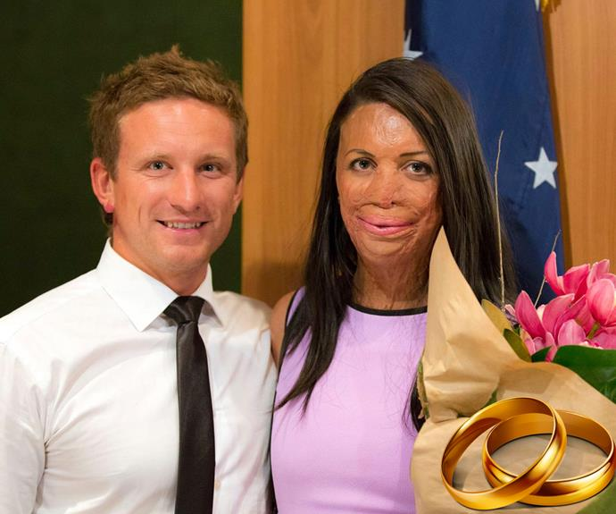 **Australia's strongest survivor gets engaged** Without a doubt Turia Pitt is one of the nation's most inspiring people and when she became [engaged to Michael Hoskin in July](http://www.womansday.com.au/real-life/news-stories/turia-pitt-is-engaged-to-michael-hoskin-13185), the man who supported her after she was caught in a devastating fire in 2011, the entire country beamed with pride. [They became the most perfect example of enduring love.](http://www.womansday.com.au/real-life/true-life-stories/turia-pitt-and-michael-hoskin-love-story-in-pictures-13189)