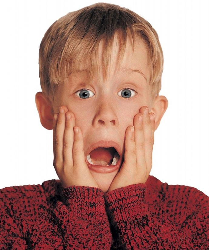 Macaulay Culkin made the role of Kevin McCallister famous!