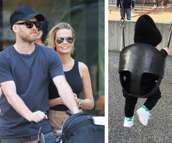 """The baby boom continued after Lara Bingle and husband Sam Worthington became first-time parents with their little guy, [Rocket Zot Worthington.](http://www.womansday.com.au/life/family/the-most-unusual-celebrity-baby-names-14287) While the pair have kept a low profile since Rocket was born, the model admitted on Instagram his birth was the """"best day of our lives."""""""