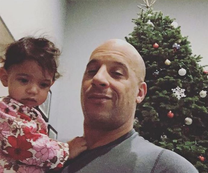 """*Fast and Furious* star Vin Diesel honoured his late friend Paul Walker in the most touching way when he named his daughter Pauline after him. """"It felt like a way to keep his memory a part of my family and a part of my world,"""" he explained."""