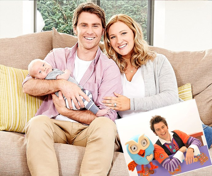 """Children's entertainer of *Giggle And Hoot* fame Jimmy Rees and his wife Tori [exclusively told *Woman's Day* they couldn't be more excited](http://www.womansday.com.au/celebrity/australian-celebrities/giggle-and-hoot-star-jimmy-rees-is-the-proud-new-father-to-son-lenny-12668) to finally become parents to son Lenny David Rees. """"It's so nice to have a mini-me. It's just the most amazing thing. To see his little face for the first time… we were overjoyed,"""" Jimmy told *Woman's Day*."""