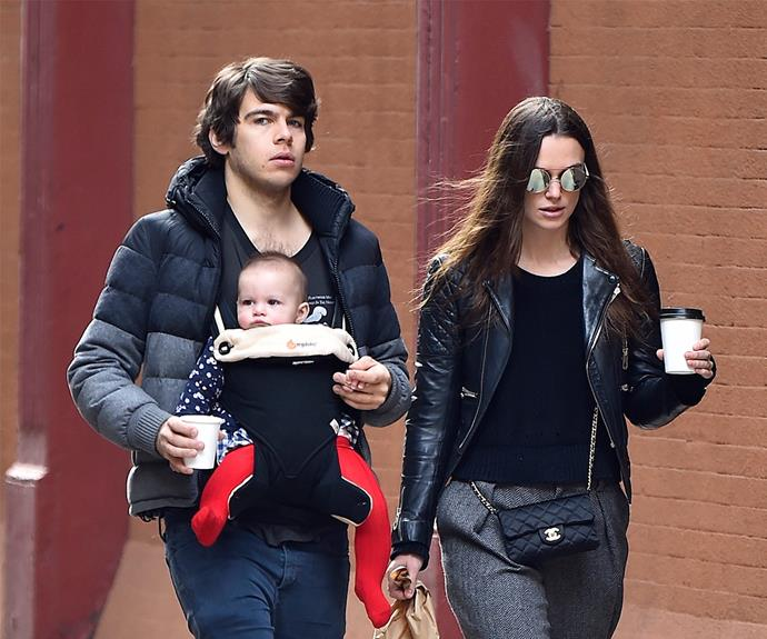 """Keira Knightley and her husband James Righton completed their perfect family unit with their daughter, Edie. """"The love thing is astonishing. It's a very primal, primal love. That's quite extraordinary,"""" the 30-year-old [told *Elle Magazine* of motherhood.](http://www.womansday.com.au/celebrity/hollywood-stars/keira-knightley-reveals-she-named-her-daughter-edie-13366)"""