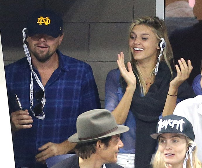In September the pair seemed smitten when they attended the US Open in New York.