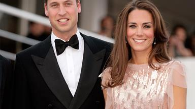 Kate Middleton graces the cover of Vogue