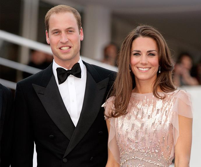 """When I first met Kate I knew there was something very special about her."" *(All images: Getty)*"