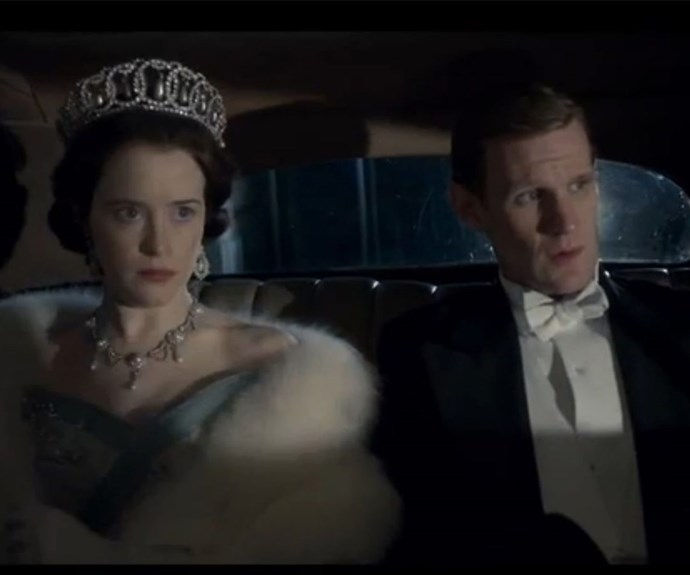 *The Crown* is set to be released later this year.