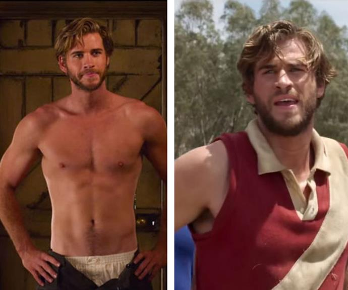 His latest role as Ted McSwiney in the [critically-acclaimed flick *The Dressmaker*](http://www.womansday.com.au/entertainment/movies/liam-hemsworth-on-awkward-sex-scenes-with-kate-winslet-13670) has been his most impressive dramatic role yet.