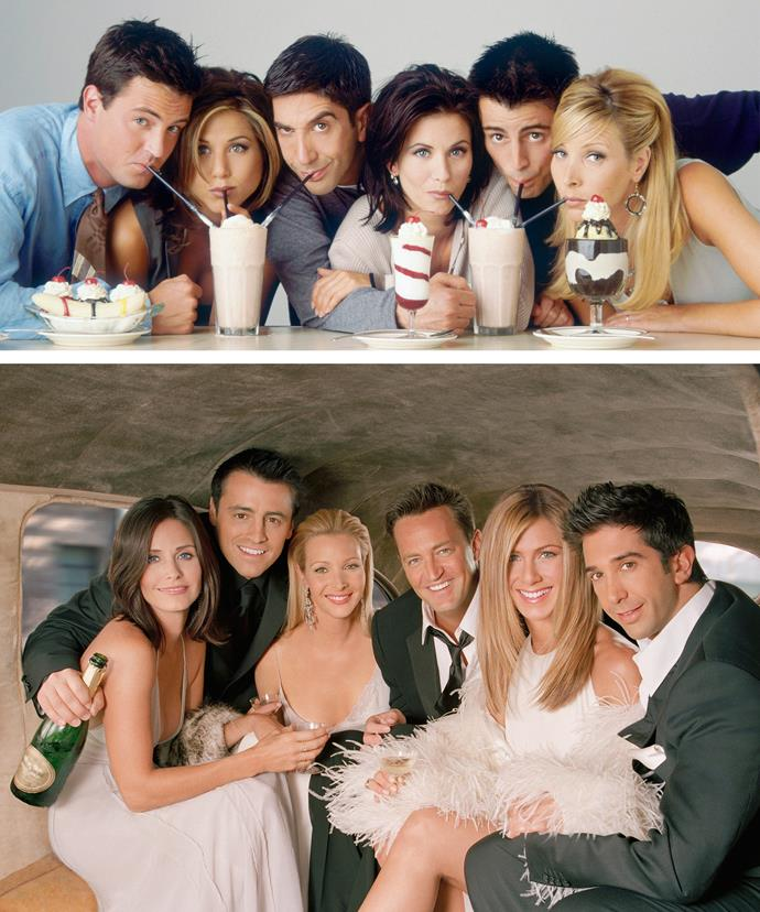 We can't wait for Monica, Rachel, Phoebe, Ross, Chandler and Joey to return back on our screens.