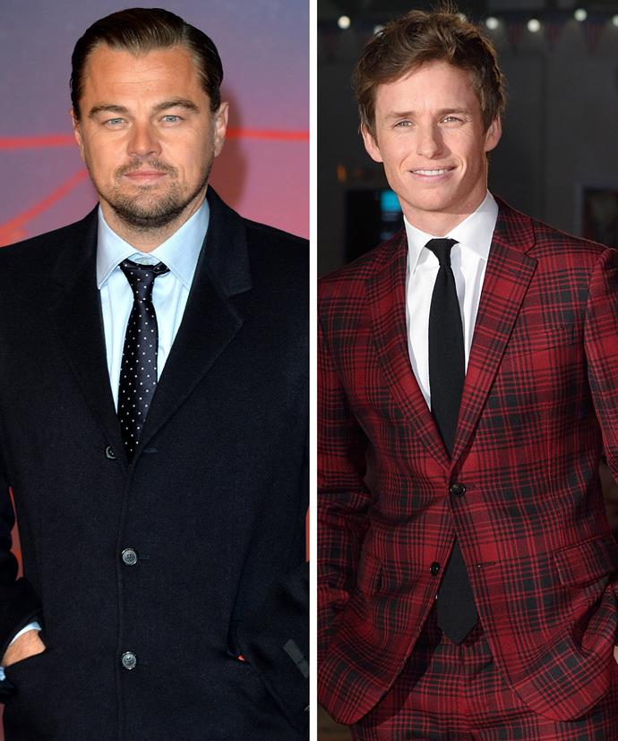 Will this be Leonardo's year, or will Eddie take home his second consecutive Oscar?