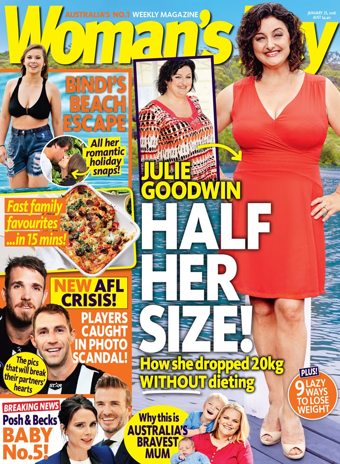 **To find out more about Bindi and Chandler's blossoming romance, be sure to pick up the latest issue of Woman's Day - on stands now!**