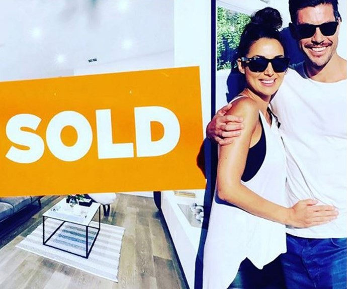 Sold! *Bachelor* love birds Sam Wood and Snezana Markoski have purchased their first house together in Melbourne's family-friendly suburb, Elsternwick.