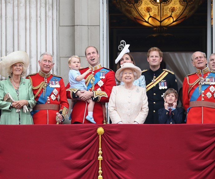 Unlike the lunch, Trooping the Colour will remain a free event.