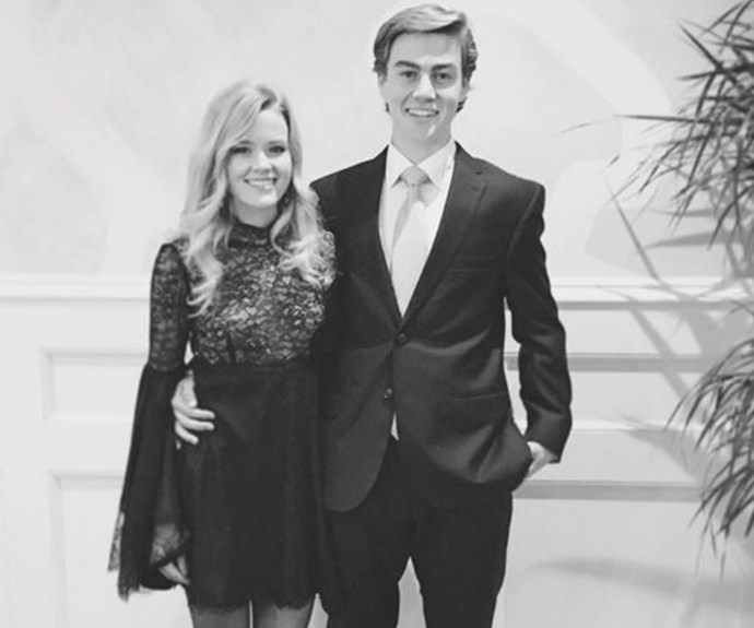 When your mum is Reese Witherspoon and your dad is Ryan Phillippe it's fair to say you've lucked out in the genetic jack-pot! Recently, the couple's 16-year-old daughter Ava shared a sweet snap with her date as she headed off to the school formal.