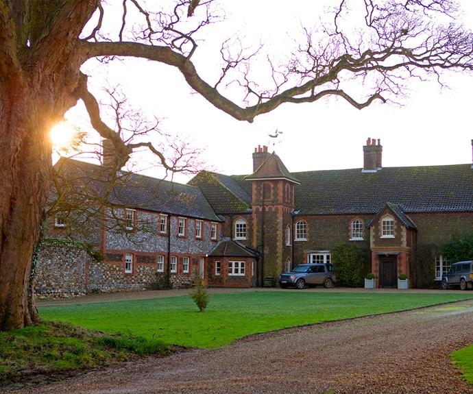 The Queen's Sandringham Estate.
