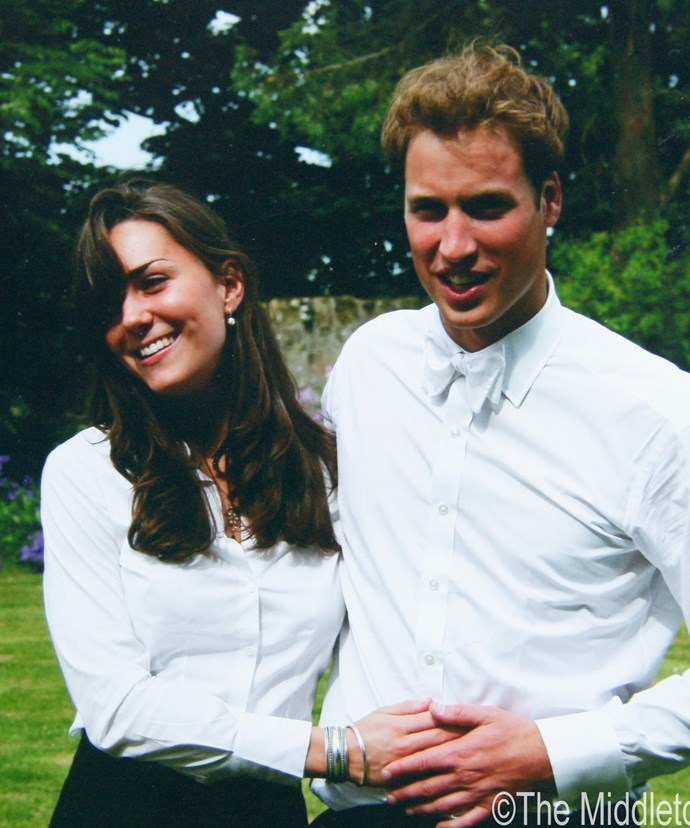 Kate and Wills have always been country-lovers.
