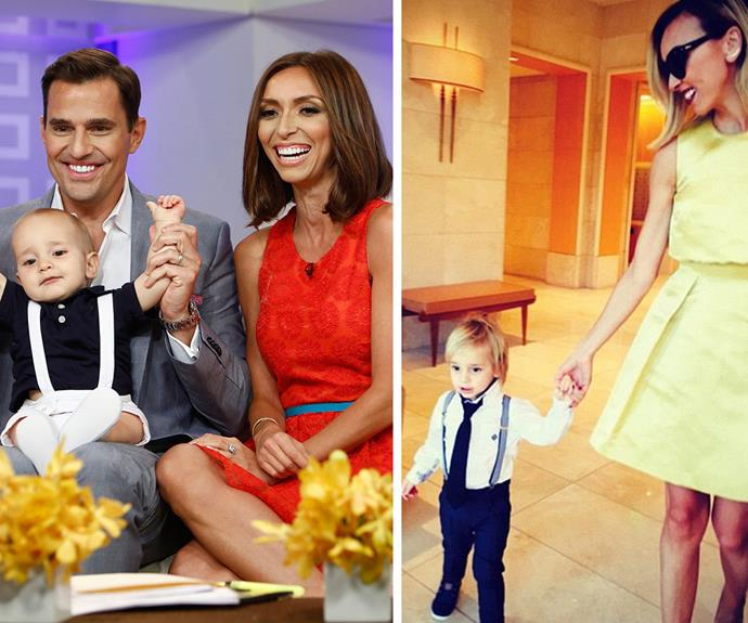 "Giuliana and Bill Rancic's long road to parenthood was well-documented on their hit reality TV show, *Giuliana and Bill.* After several failed attempts at IVF and the 41-year-old's battle with breast cancer, the couple turned to a gestational carrier. They welcomed Edward Duke Rancic in 2012 and they've never looked back. ""She never had any trouble getting pregnant and she just wanted to help, to make a difference for parents who couldn't do this on their own,"" Bill has mused of their treasured surrogate, Delphine."