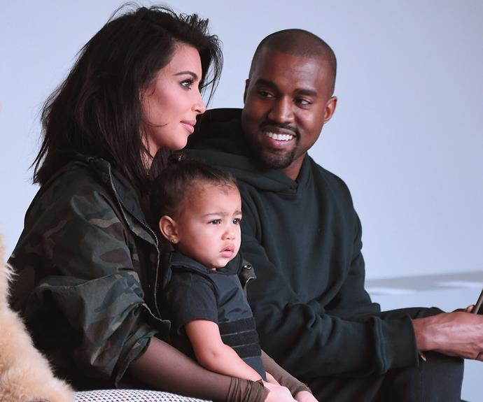The Kardashian clan just got a whole lot cuter with the addition of Saint West! Fingers crossed we meet him soon.