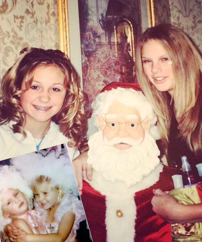 The girls have been friends since day dot... aka Kindergarten.