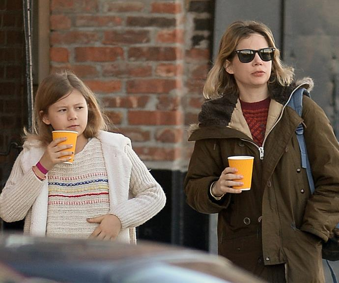 Michelle Williams and her darling daughter, Matilda Rose Ledger, stepped out in Brooklyn for some family time recently.