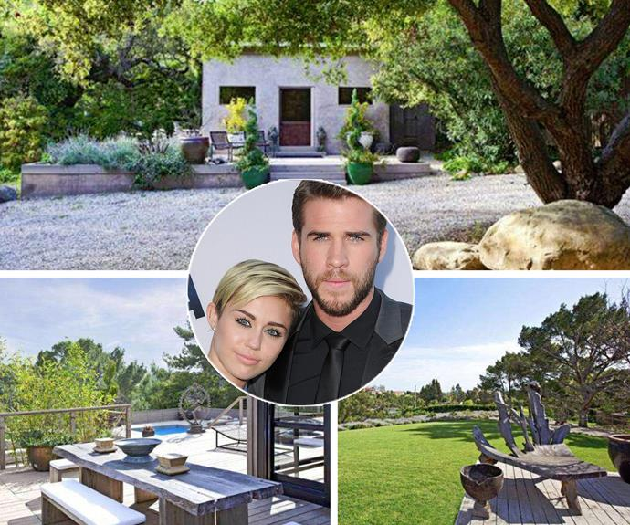 Judging by the video in the previous slide, Chris' little bro Liam Hemsworth seems to be living in luxury with his reunited flame, Miley Cyrus.