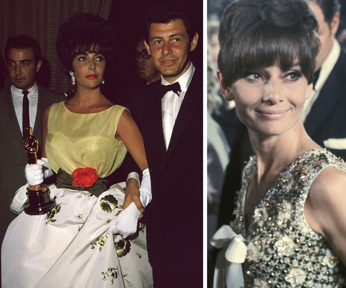 Glitz and glamour, baby! Elizabeth Taylor and Audrey oozed style, class and sophistication.
