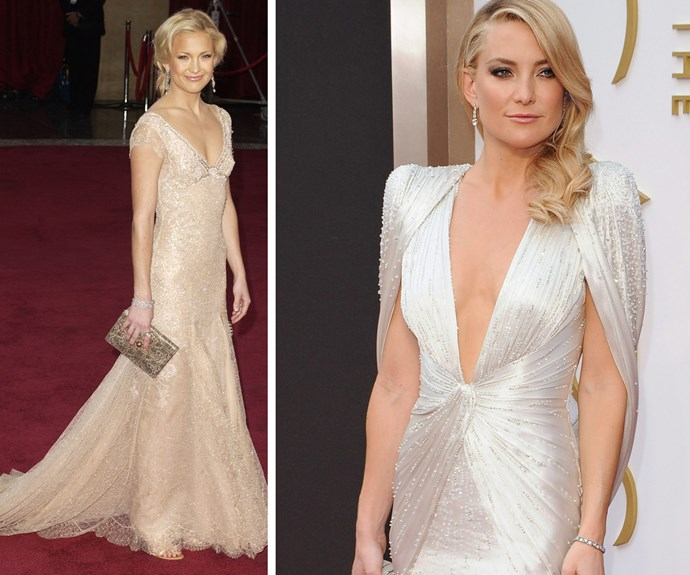 Ageless beauty: Kate Hudson continues to be flawless.