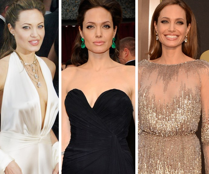 The evolution of Angelina: A regular on the best dressed list, the mother-of-six has transformed over the years from wild child, to vixen to humanitarian.
