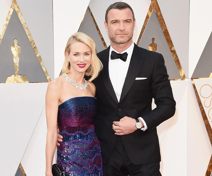 Looking good, Naomi Watts and Liev Schreiber!
