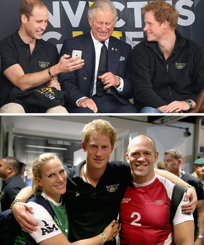The Invictus Games was founded by the royal back in 2014 and has been a huge success.