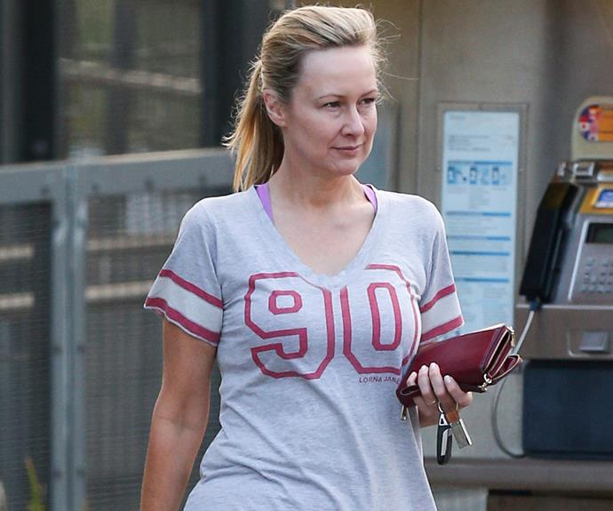 She's the glamorous face of Seven's *Sunday Night* but presenter Melissa Doyle, 46, proved she looks just as good 
