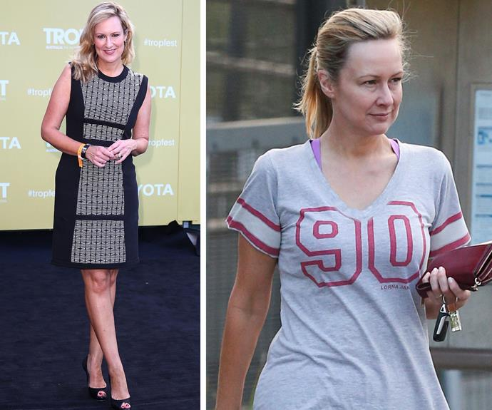 The mum-of-two clearly looks fabulous! The reporter is in the best shape of her life after leaving *Sunrise* in 2013.