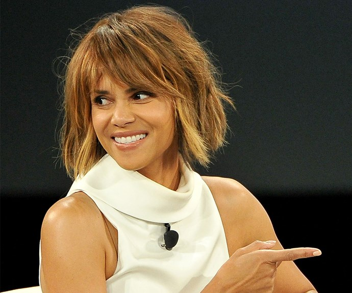"""Is there anyone more radiant in Hollywood than Halle Berry? The talented actress credits consistency. """"My routine of taking care of my skin is always the same. I use a cleanser, toner, moisturise, then use eye cream,"""" the 49-year-old mused. The mother-of-two also spritzes her face with a rosewater mist before layering on the make-up."""