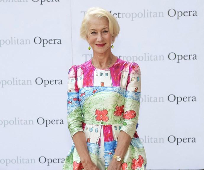 """There's a reason she's a Dame and Helen Mirren's beauty philosophy is just as impressive as her official title. """"I have always used moisturiser at night and in the morning - it makes me feel better and to me that's what I want from it. My biggest beauty advice is just to make sure you clean your skin really well. I also have to have my eight hours of sleep a night,"""" the 75-year-old wisely revealed."""