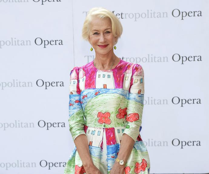 "There's a reason she's a Dame and Helen Mirren's beauty philosophy is just as impressive as her official title. ""I have always used moisturiser at night and in the morning - it makes me feel better and to me that's what I want from it. My biggest beauty advice is just to make sure you clean your skin really well. I also have to have my eight hours of sleep a night,"" the 75-year-old wisely revealed."