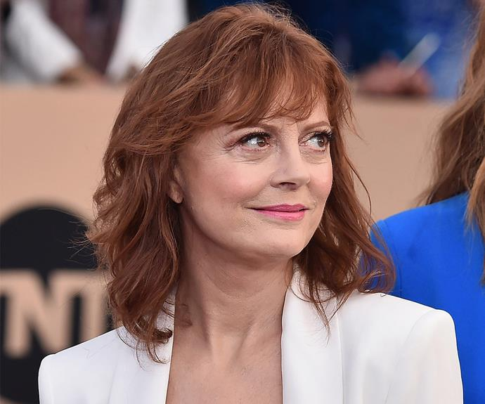"Susan Sarandon, who is the face of L'Oréal Paris, is all about a balanced approach. ""It's simple: don't smoke cigarettes. Tobacco is the worst. The sun is also terrible and so is too much alcohol, it ruins your skin. Being happy, eating well, getting exercise is key,"" the 69-year-old has shared."
