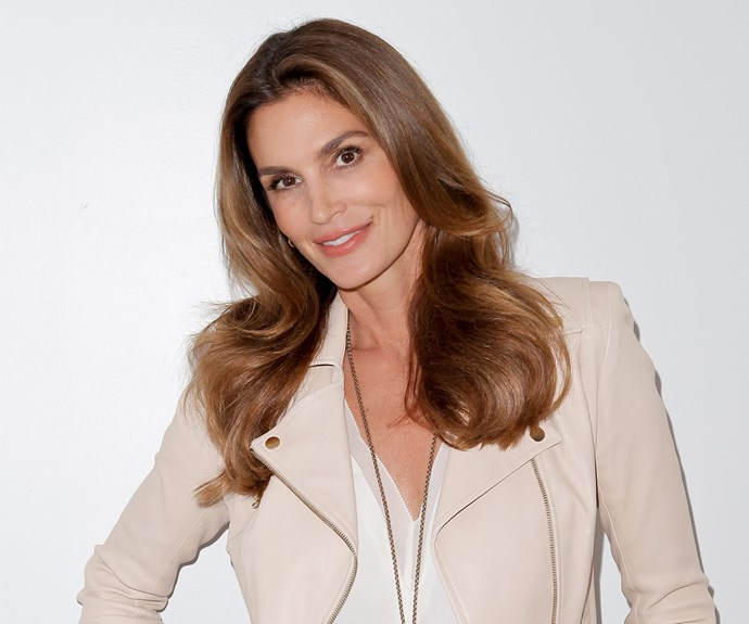 """With decades of experience as one of the world's top models, when Cindy Crawford talks beauty hacks we listen! The 50-year-old highly recommends neck exercises to """"help preserve the line of your jaw."""" She adds: """"They're simple to do - just lay flat on your back with your chin pointed up, and lift your whole head about an inch off the ground. Without putting your head back down on the floor, bring your chin to your chest. I do three sets of 10 repetitions, but you can build up to that! I alternate the chin-to-chest one with a side-to-side movement."""""""