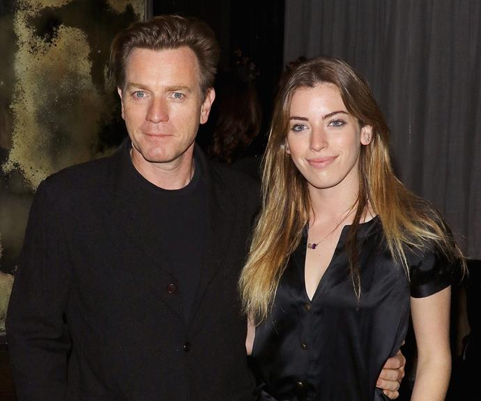 Ewan McGregor's oldest daughter Clara, 20, accompanied her actor father at the premiere of his new film *Miles Ahead* in New York last week.