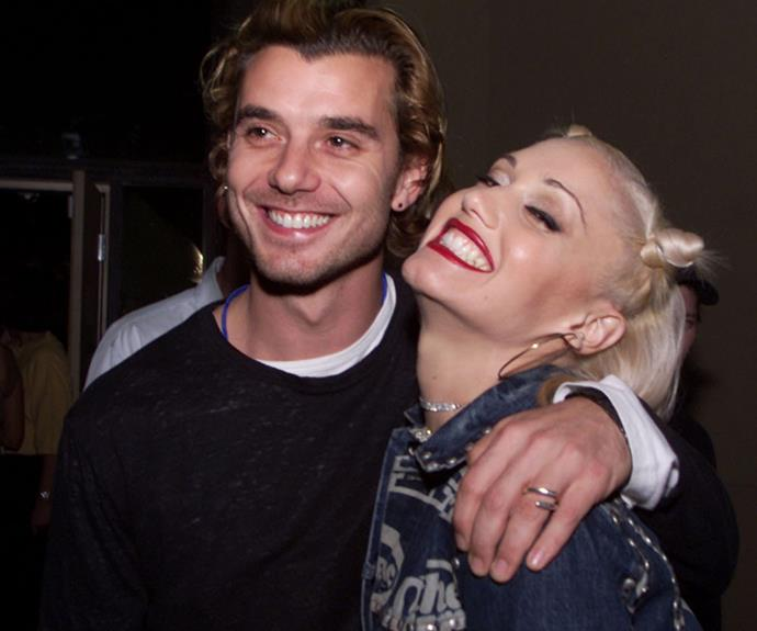 Gwen's former hubby-of-13-years Gavin previously dated a crossdresser called Marilyn in the '80s.