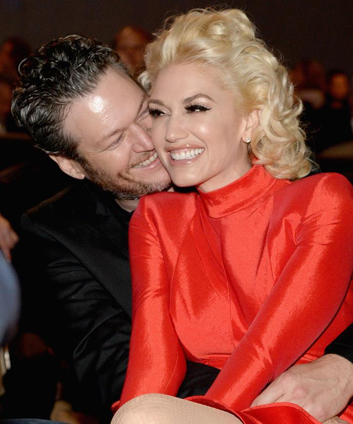 Gwen and Blake share the same views, having both voiced their support for love equality.