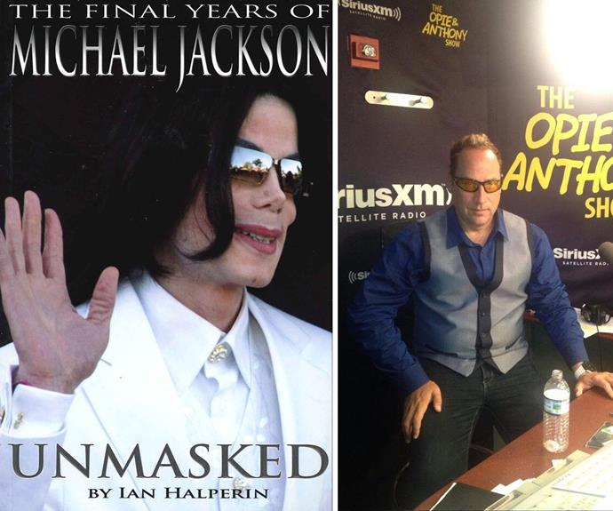 Ian also penned the 2009 bestseller book, *Unmasked: The Final Years of Michael Jackson*