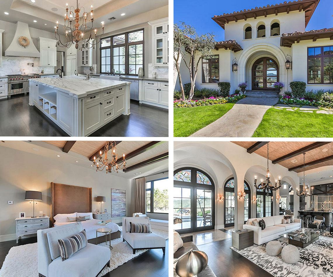 Mediterranean Style Home For Sale In Phoenix S Famed: The BEST Celebrity Homes
