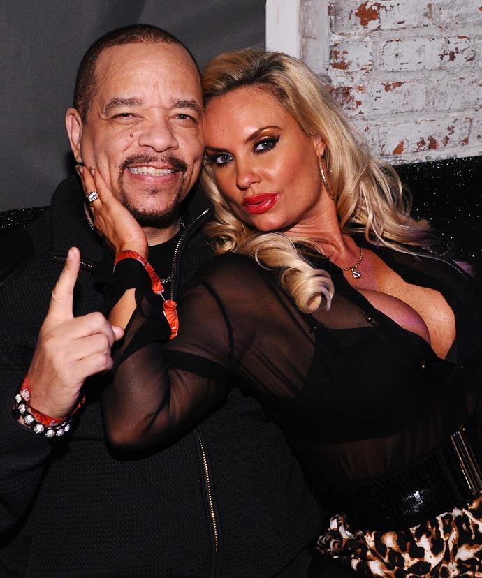 Coco and Ice T have been married for over 14 years, and the rapper is a huge fan of his wife's body.