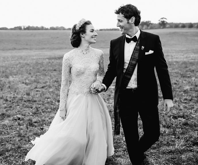 Emma and Lachy released two new snaps from their magical day.