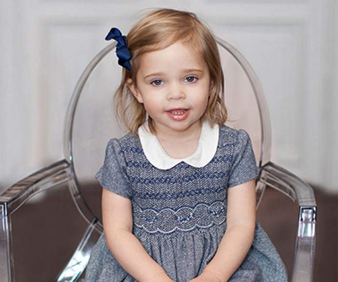 "Princess Leonore and her family are currently based in London. ""We go out to the park and we swing, we try to do a lot of activities because my little Leonore, she has lots of energy, so we have to keep her stimulated and busy,"" Princess Madeleine told *People*. **Relive Leonore's grand christening in the next slide! Post continues after the video.**"